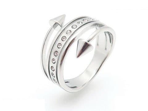 Prsteň KR82185-IL
