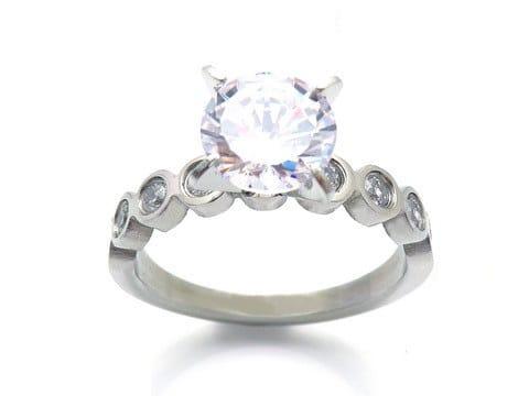 Prsteň KR82197-K
